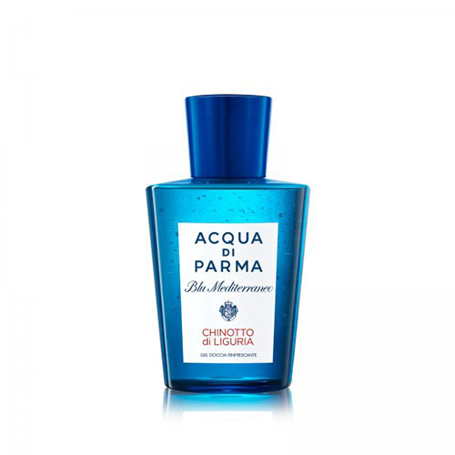 Acqua Di Parma Blu Mediterraneo Chinotto Di Liguria Edt Shower Gel 200 ml