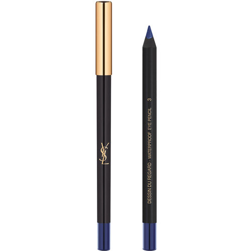 Yves Saint Laurent Dessin Du Regard Waterproof Eye Pencil 1.3g 3 Ultramarine