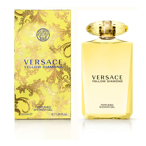 Versace Yellow Diamond Bath & Shower Gel 200 ml