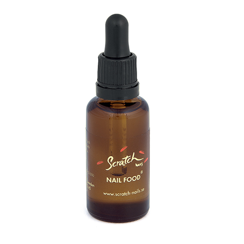 Scratch Nails Nail Food, 30ml