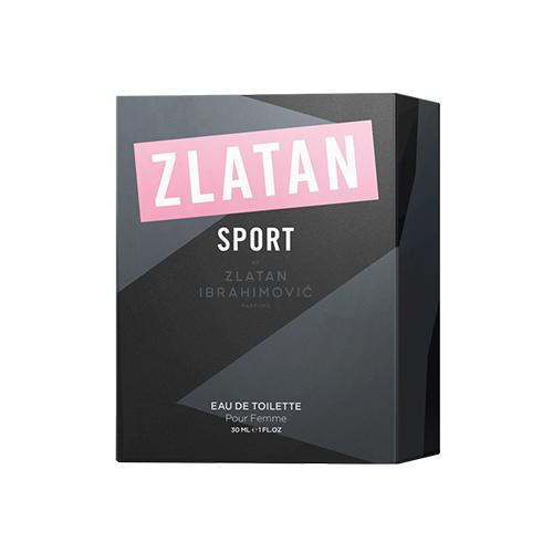 ZLATAN Sport Pour Femme Edt EdT 50 ml | Parfym |