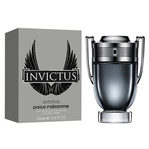 Paco Rabanne Invictus Intense EdT Spray 100 ml