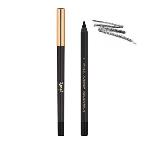 Yves Saint Laurent Dessin Du Regard Waterproof Eye Pencil Noir Effronte 1 1.3g
