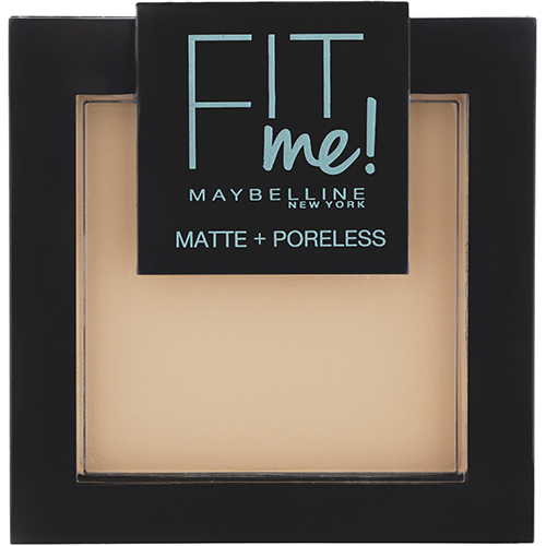 Maybelline Fit Me Matte And Poreless Powder Porcelain 110 9g