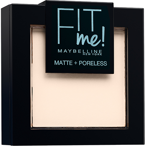 Maybelline Fit Me Matte And Poreless Powder Warm Ivory 100 9g