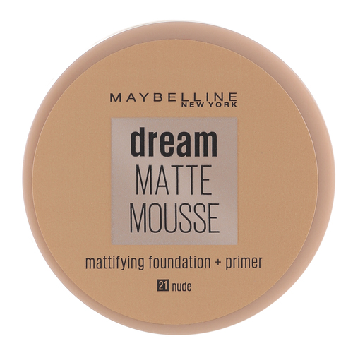 Maybelline Dream Matte Mousse Foundation Nude 21 18 ml