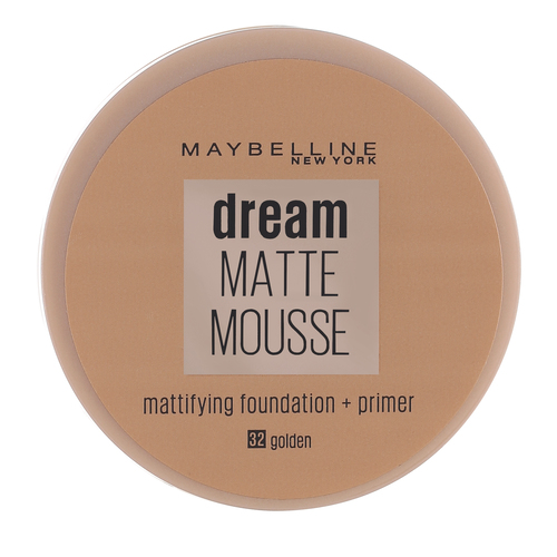 Maybelline Dream Matte Mousse Foundation Golden 32 18 ml
