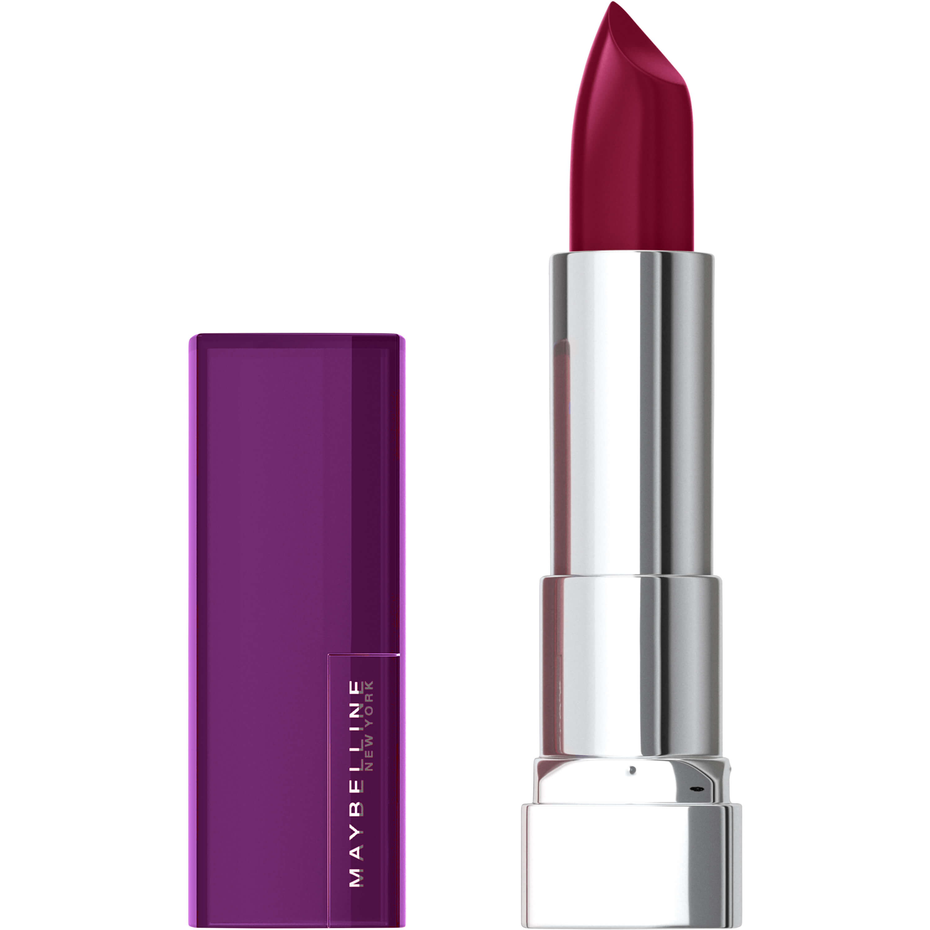 Maybelline Color Sensational Lipstick Plum Rule 411 4.4g
