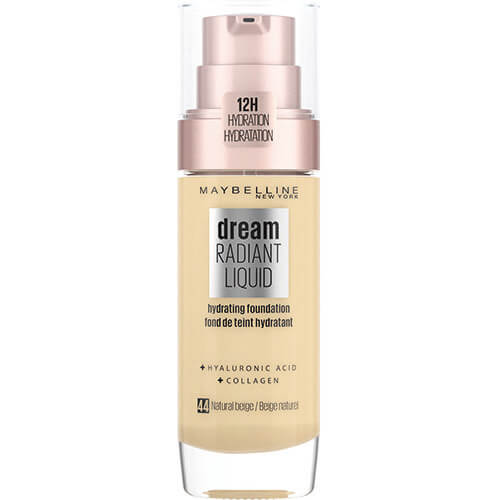 Maybelline Dream Radiant Liquid Foundation Natural Beige 44 30 ml