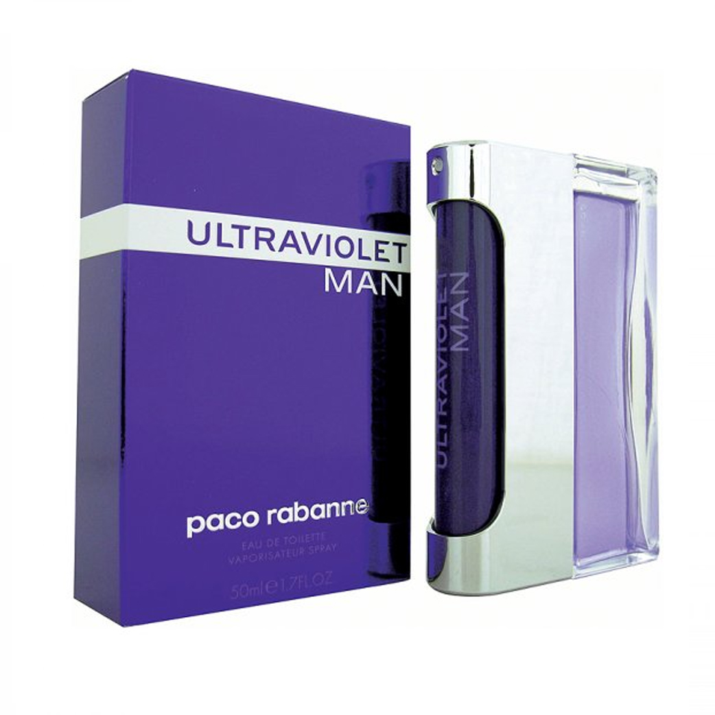Paco Rabanne Ultraviolet Man EdT Spray 50 ml