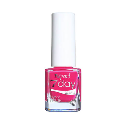 Depend 7day Step 3 Hybrid Polish Let´s Go Clubbin 7186 5 ml
