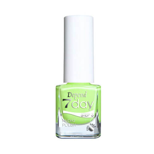 Depend 7day Step 3 Hybrid Polish Don´t Worry Beach Happy 7219 5 ml