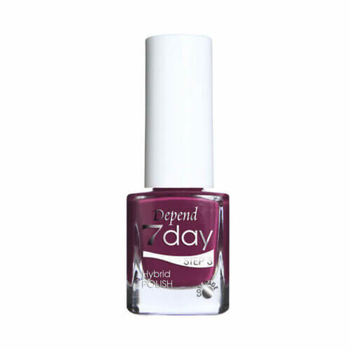 Depend 7day Step 3 Hybrid Polish Lost In Layers 7204 5 ml