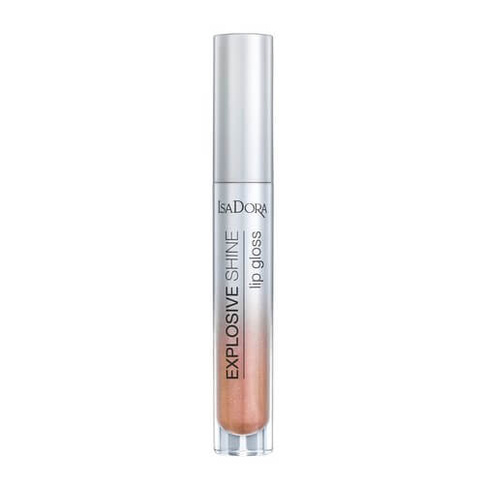 IsaDora Explosive Shine Lip Gloss Nude Sparkle 85 3.5 ml