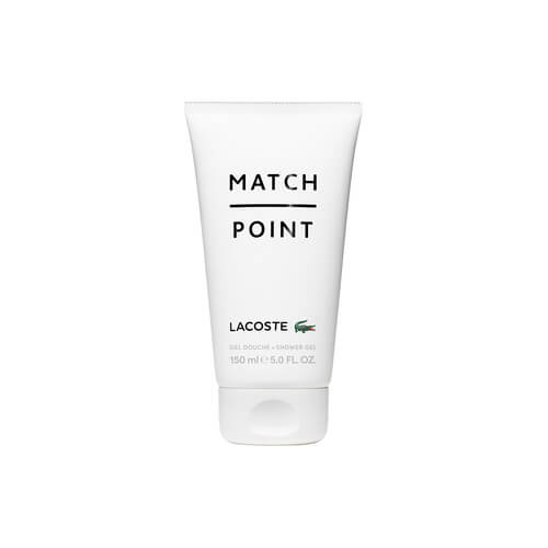 Lacoste Match Point Shower Gel 150 ml