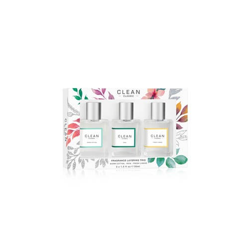 Clean Classic Fragrance Layering EdP 3x30 ml Christmas Set