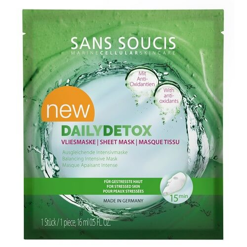 Sans Soucis Dailydetox Sheet Mask 16 ml