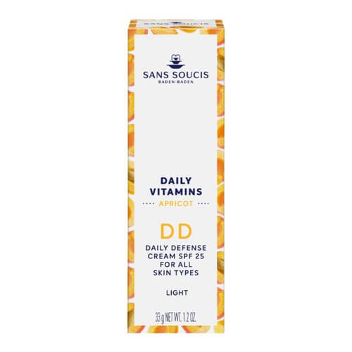 Sans Soucis Daily Vitamins Apricot Dd Cream Light Spf25 30 ml