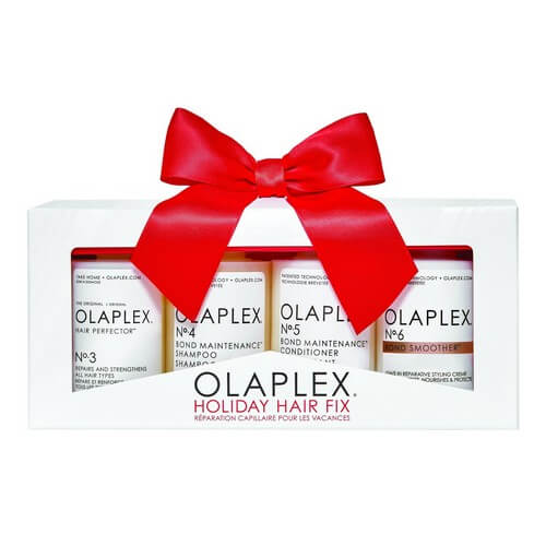 Olaplex Holiday Hair Fix 4x100 ml Christmas Set