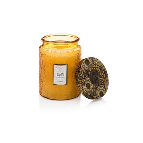 Voluspa Japonica Collection Large Glass Jar Candle 455g