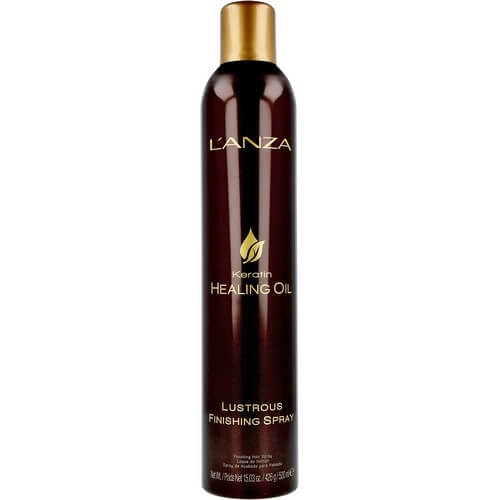 Lanza Keratin Healing Oil Lustrous Finishing Spray 500 ml