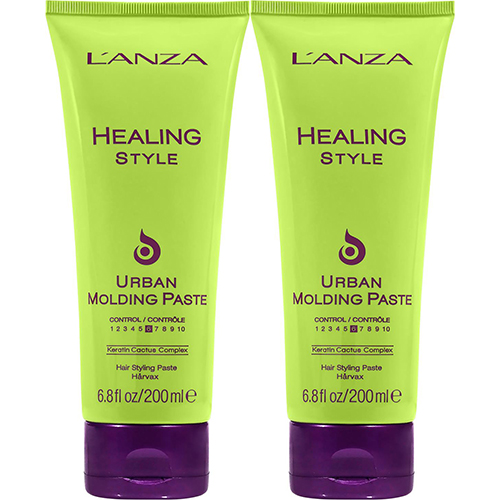 Lanza Healing Style Molding Paste 2 Pack 400 ml