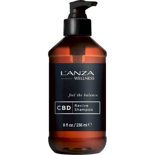 Lanza Wellness Cbd Revive Shampoo 236 ml