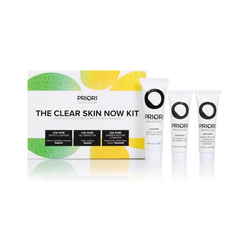 Priori The Clear Skin Now Kit 3 pcs