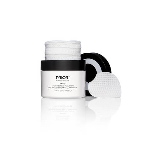 Priori Qsod Enlightening Peel Pads 30 pcs