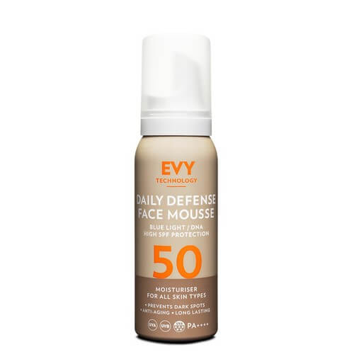 Evy Technology Daily Defense Face Mousse 75 ml