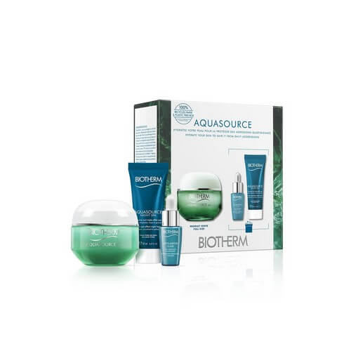 Biotherm Aquasource Gel Women Gift Set 50 ml