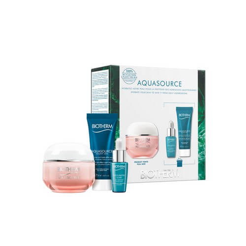 Biotherm Aquasource Cream Gift Set 50 ml