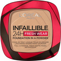 Loreal Paris Infaillible 24h Fresh Wear Powder Foundation Golden Beige 140 9g