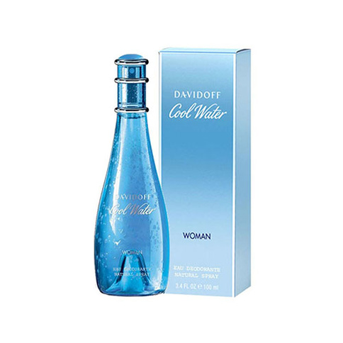 Davidoff Cool Water Woman Deodorant Spray 100 ml