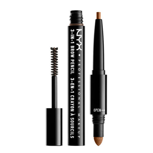 NYX Professional Makeup 3 in 1 Brow 31B04 Caramel