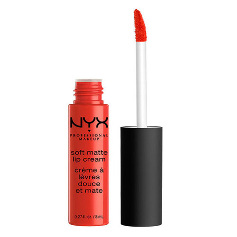 NYX Professional Makeup Soft Matte Lip Cream 8 ml Morocco