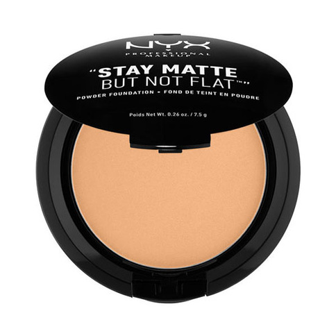 NYX Professional Makeup Stay Matte Not Flat Powder Foundation SMP05 Soft Beige