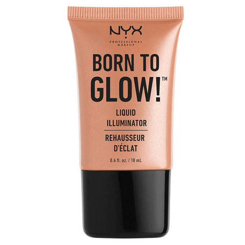 NYX Professional Makeup Born To Glow Liquid Illuminator LI02 Gleam