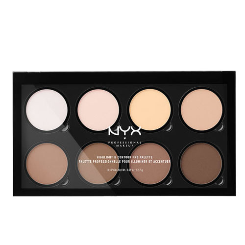 NYX Professional Makeup Highlight & Contour HCPP01 Pro Palette