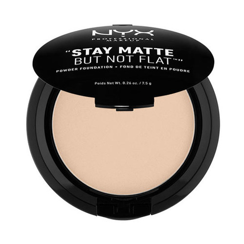NYX Professional Makeup Stay Matte Not Flat Powder Foundation 7.5g