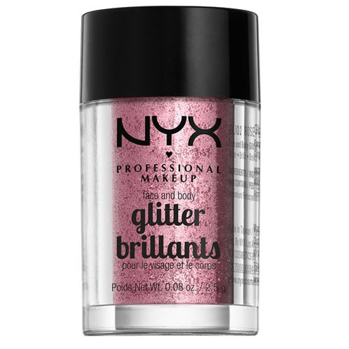 NYX Professional Makeup Face & Body Glitter 2.5g