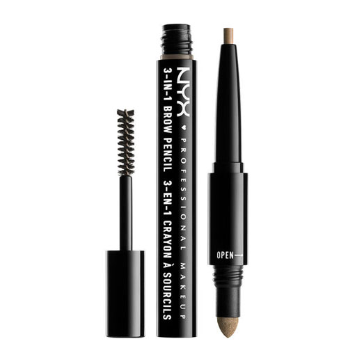 NYX Professional Makeup 3 In 1 Brow
