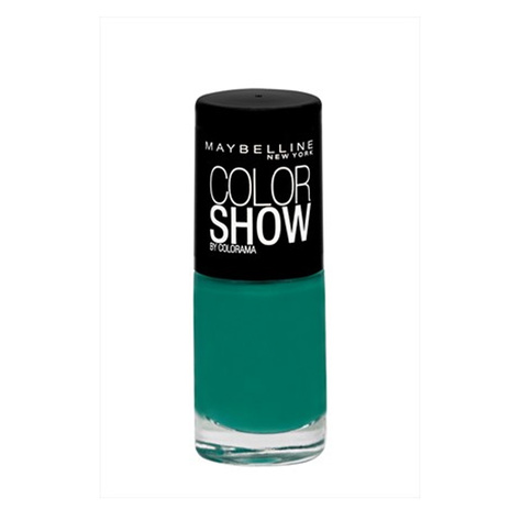 Maybelline Color Show Nail polish 7 ml 120 Urban Turquois