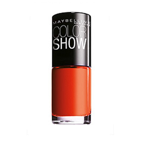 Maybelline Color Show Nail polish 7 ml 341 Orange Attack
