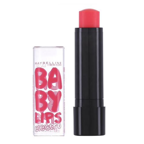 Maybelline Baby Lips Electro Lip Balm Strike A Rose 6 4.4g