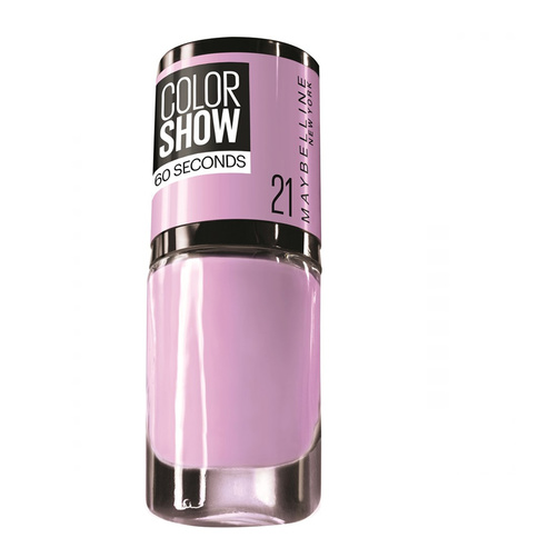 Maybelline Color Show Nail polish 7 ml 21 Liliac wine