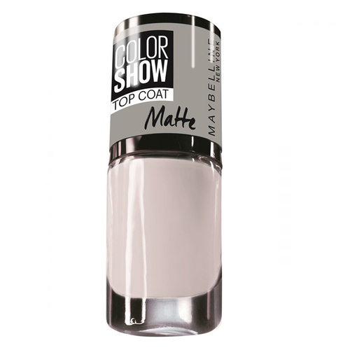 Maybelline Color Show Nail Polish Matte About It 81 7 ml