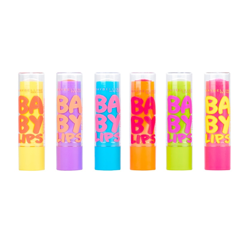 Maybelline Baby Lips Lip Balm 4.4g