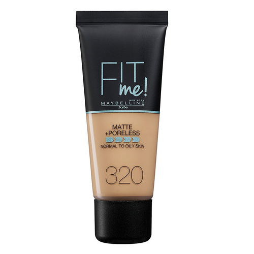 Maybelline Fit Me Matte And Poreless Foundation Natural Tan 320 30 ml