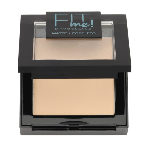 Maybelline Fit Me Matte And Poreless Powder Natural Ivory 105 9g
